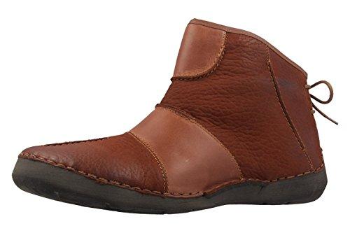 Josef Seibel - Botas de Piel para mujer marrón marrón