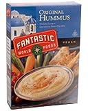 Fantastic World Foods Hummus Original, 10 Pound Bag