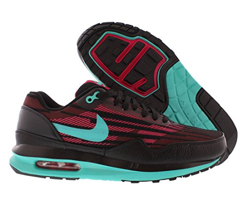Nike Air Max Lunar1 Jcrd unisex erwachsene, glattleder, sneaker low Schwarz