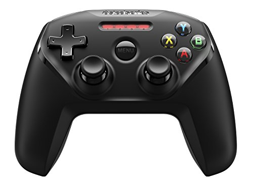 Price comparison product image SteelSeries Nimbus Wireless Gaming Controller for Apple TV,  iPhone,  iPad,  iPod touch,  Mac