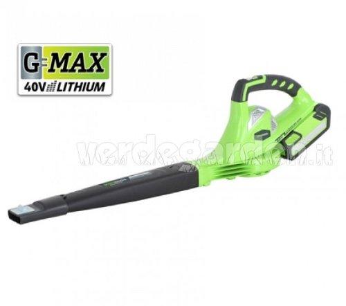 Gebläse 40V G-Max ohne Batterie Greenworks