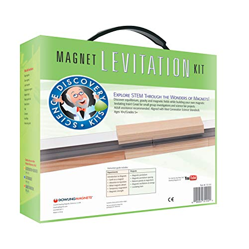 Dowling Magnets Science Discovery Kit: Magnet Levitation by Dowling Magnets (Image #4)