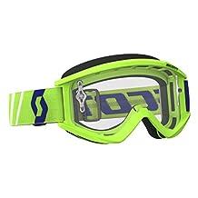 Scott USA Recoil Xi Mx/Offroad Goggles w/Clear Lens Green