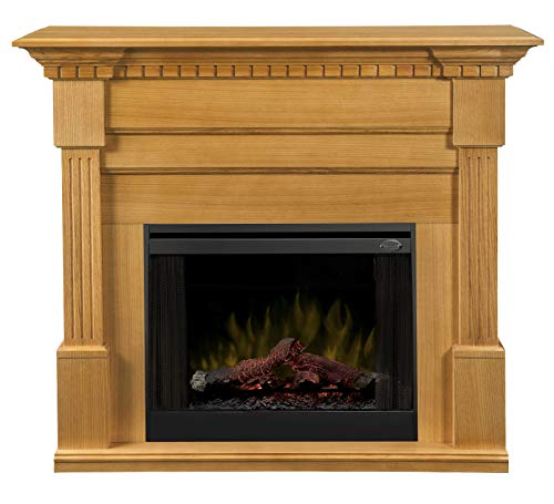 Used, Dimplex Christina Mantel, Rift Oak for sale  Delivered anywhere in Canada