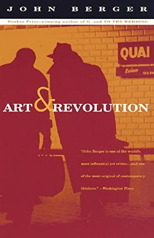 book cover of Art and Revolution
