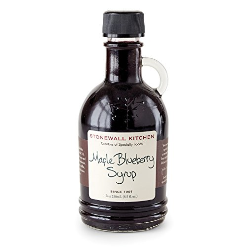 (Stonewall Kitchen Maple Blueberry Syrup, 8.5 Ounce)