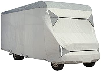 """EXPEDITION by Eevelle Class C RV Cover - fits 35'-38' - 462""""L x 105""""W x 108""""H - Gray"""