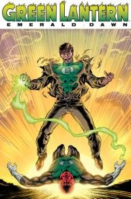 Green Lantern: Emerald Dawn - Lantern Dawn