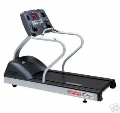 Star Trac Pro 7600 Treadmill with Fans and Updated Console