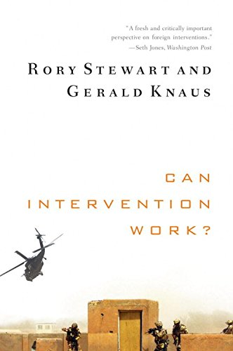 Can Intervention Work? (Norton Global Ethics Series)