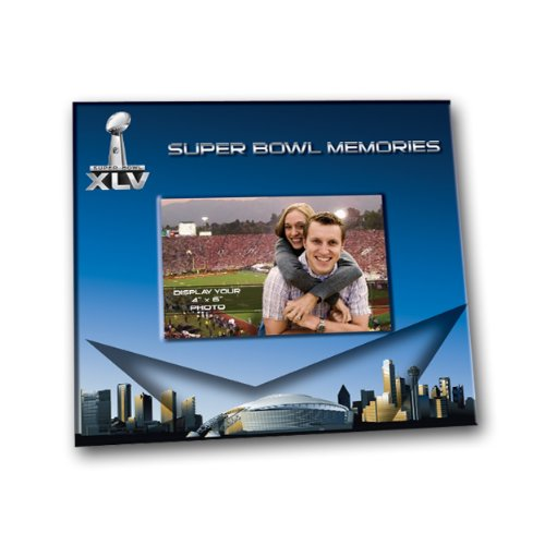 NFL Super Bowl XLV Scrapbook -