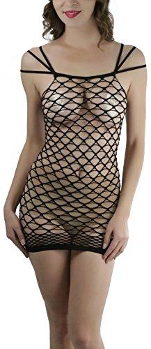 Net Mini Dress - 9
