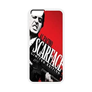 Al Pacino Scarface06.jpgiPhone 6 4.7 Inch Cell Phone Case White 05Go-443188