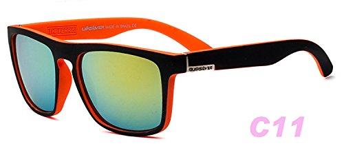 De Mercurio Gafas De Grande Polarizador Sol light Cuadrado Caja De Xue Polarizacion El Gafas Hembra Polarizing zhenghao Sol Doble Circulo Coreano De Gafas ZCnqnUwHg
