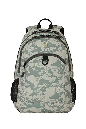 SwissGear SA6621 Camoflage Computer Backpack