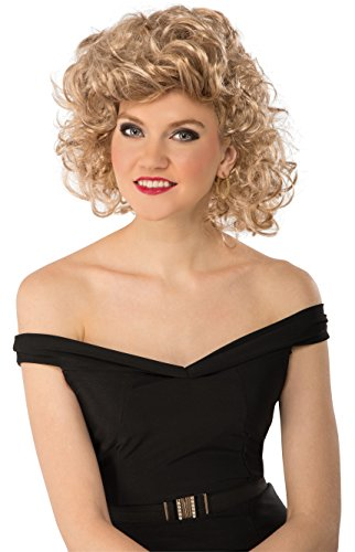 Rubie's Adult Grease Sandy Wig, Bad Sandy