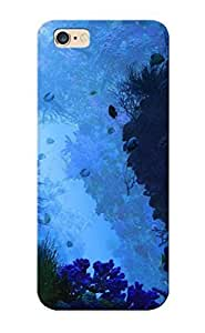 Illumineizl Top Quality Rugged Tropical Fish Case Cover Deisgn For Iphone 6 Plus For Lovers