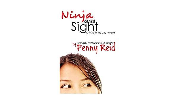 Ninja At First Sight: An Origin Story: Amazon.es: Penny Reid ...