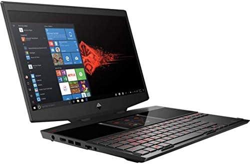 HP Omen X 2S - 15t Laptop (Intel i9-9880H 8-Core, 64GB RAM, 1TB PCIe SSD, NVIDIA RTX 2080, 15.6 Full HD (1920x1080), WiFi, Bluetooth, Webcam, 3xUSB 3.1, 1xHDMI, Win 10 Home) con Thunderbolt Dock