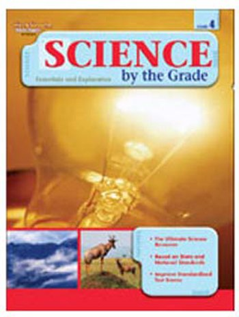 EDR Houghton Mifflin SV-34329 Science by The Grade Gr 4 by EDR