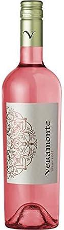 Veramonte Syrah Rosé - Vino Chile - 3 Botellas de 750 ml - 2250 ml