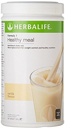 Formula 1 Instant Healthy Meal Nutritional Shake Mix Vanilla Dream Canister by Herbalife