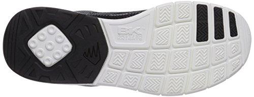 British Knights DEMON - zapatilla deportiva de material sintético hombre negro - Schwarz (Black/Grey 19)