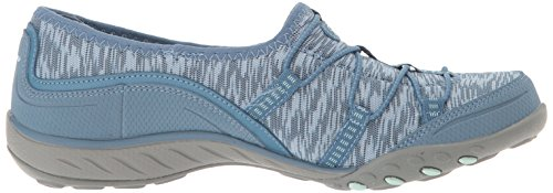 Breathe Femme Basses Baskets Bleu Skechers Blk Easy Blithe dwxqBcXfR