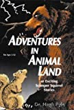img - for Adventures in Animal Land book / textbook / text book