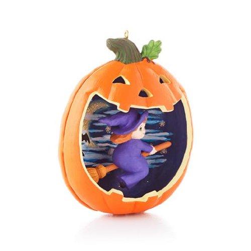 Happy Halloween #1 Series 2013 Hallmark Ornament (Ornament Happy Halloween)