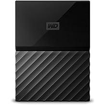 WD 4TB My Passport Game Storage for PS4 - USB 3.0 - WDBZGE0040BBK-NESN