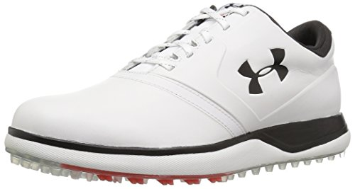 Under Armour Men s Performance SL Leather Golf Shoe