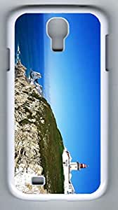 Small Islands Hard Cover Back Case For Samsung Galaxy S4,PC White Case for Samsung Galaxy S4