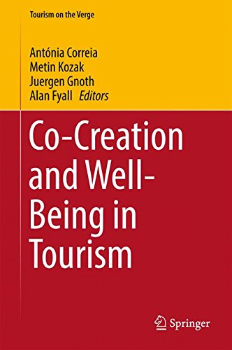 Price comparison product image Co-Creation and Well-Being in Tourism (Tourism on the Verge)
