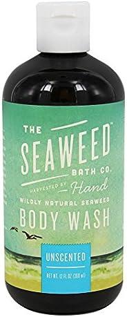 Seaweed Bath Company - Wildly Natural Seaweed Body Wash Unscented - 12 oz.