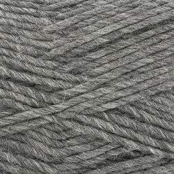 Valley Yarns Berkshire Worsted Weight Yarn, 85% Wool/15% Alpaca - 43 Medium Gray Heather