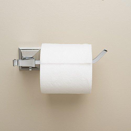 Speakman SA-1305 Rainier Bathroom Square Toilet Paper Holder, Polished Chrome by Speakman (Image #2)