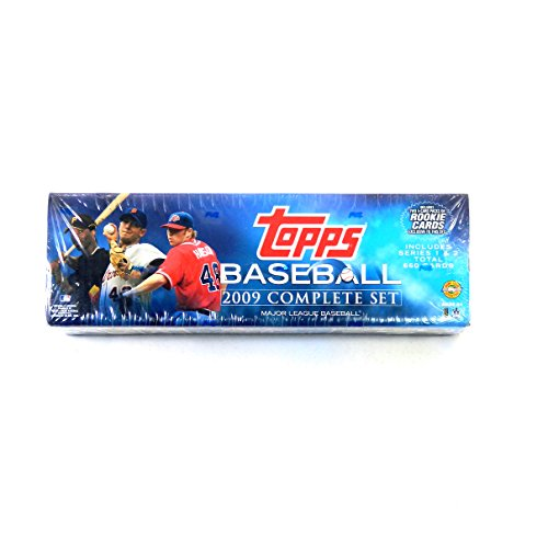 Sox 2009 Team Set (2009 Topps Baseball HTA Factory Set (660 Total Cards) Includes (2) 5 Card Packs of Rookies)