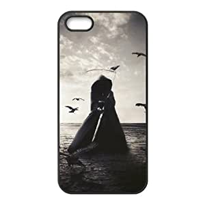 Customized case Of Grim Reaper Hard Case for iPhone 5,5S