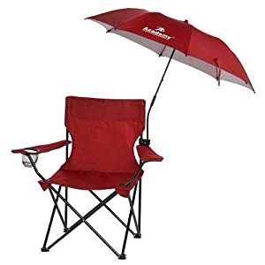 Clamp on Umbrella for Outdoor Folding Chair Camping Patio Backyard Furniture New from United States