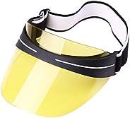 FunctionaLoc Sun Hat,UV Protection Summer Beach Hiking Sun Hat for Men Women efficient