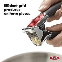 Amazon.com: Prensador de ajo OXO Good Grips, talla única ...