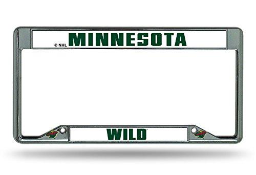Minnesota Wild Memorabilia (NHL Minnesota Wild Chrome Frame)