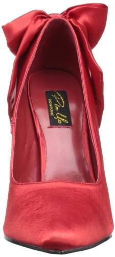 Pinup Couture - zapatos de tacón mujer rojo - rojo