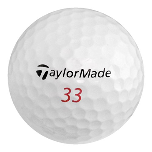 144 TaylorMade Project (a) - Value (AAA) Grade - Recycled (Used) Golf Balls by TaylorMade (Image #1)