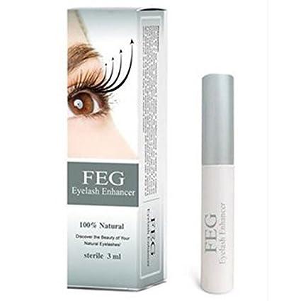 Zantec Eyelash Enhancer Liquid crecimiento de pestañas Eye Lash Serum de crecimiento rápido, 100%