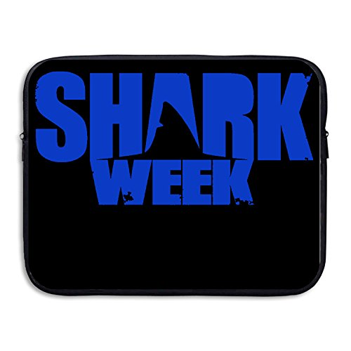 Custom Fashion Shark Week Water-resistant Tablet Carrying Case 13 Inch