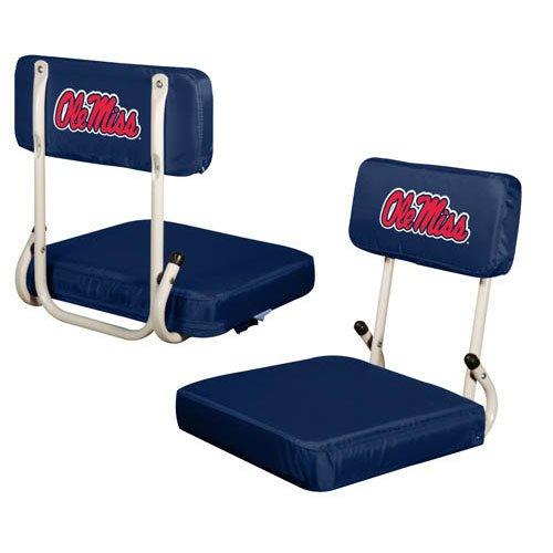 NCAA Mississippi Old Miss Rebels Hardback Stadium Seat