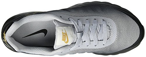 Gold 10 Wolf Women Black Shoe Invigor US Air Running Metallic Print Nike Max Grey Women's w7qOH80
