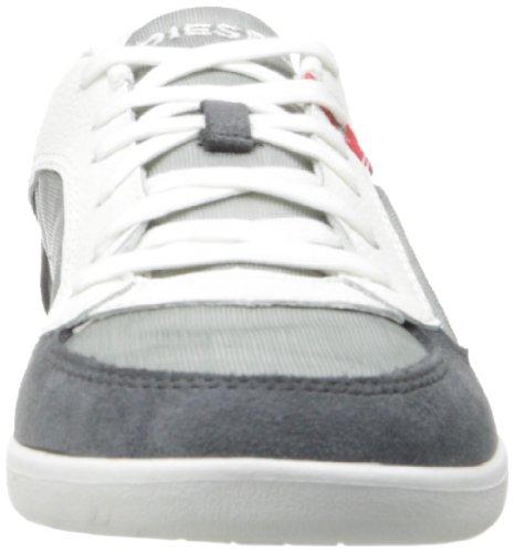 Diesel Mens Eastcop Amido Moda Sneaker In Ferro Battuto / Castlerock